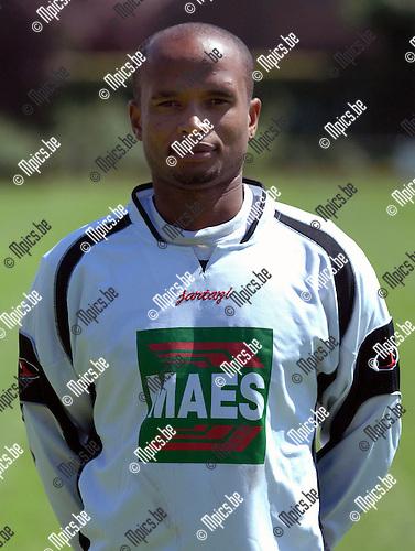 2007-07-22 / Voetbal / KSV Bornem / Muendo Fanny Sukama