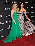 Laura Prepon and Taylor Schilling<br /> <br /> <br /> <br />  attends THE WEINSTEIN COMPANY & NETFLIX 2014 GOLDEN GLOBES AFTER-PARTY held at The Beverly Hilton Hotel in Beverly Hills, California on January 12,2014                                                                               © 2014 Hollywood Press Agency