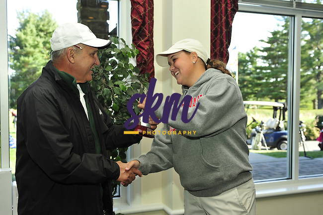 Stevenson Women's golf held their fall invitational at Piney Branch Golf Course Monday in Hampstead.