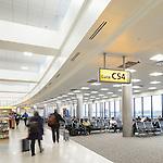 John Glenn International Airport Concourses B & C