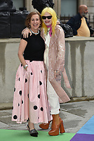 Kirsty Wark, Pam Hogg<br /> at the Royal Academy of Arts Summer exhibition preview at Royal Academy of Arts on June 04, 2019 in London, England.<br /> CAP/PL<br /> ©Phil Loftus/Capital Pictures