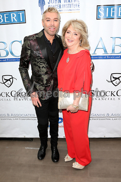 10 May 2017 - Beverly Hills California - Chaz Dean, Gloria Gebbia. 2017 ABCs Mother's Day Luncheon held at the Four Seasons Hotel. Photo Credit: AdMedia