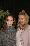 The Young and The Restless actors Camryn Grimes & Melissa Ordway came together on February 16, 2019 for a fan q & a, meet and great with autographs and photo taking hosted by Soap Opera Festival's Joyce Becker at the Hollywood Casino in Columbus, Ohio. (Photos by Sue Coflin/Max Photos)