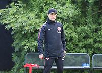Trainer Niko Kovac (Eintracht Frankfurt) - 01.05.2018: Eintracht Frankfurt Training, Commerzbank Arena