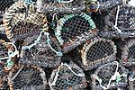 Lobster Pots, Cornwall, UK