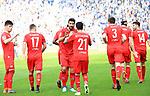 14.04.2018, OLympiastadion, Berlin, GER, 1.FBL, Hertha BSC VS. 1.FC Koeln, im Bild <br /> 0: 1 durch Leonardo Bittencourt (1.FC Koeln #21), Claudio Pizarro (1.FC Koeln #39)<br /> <br /> <br />       <br /> Foto &copy; nordphoto / Engler