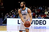 GRONINGEN - Basketbal, Donar - Spirou, Martiniplaza, Europe Cup, seizoen 2019-2020, 27-11-2019,  Donar speler Shane Hammink