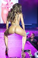 CIDADE DO MÉXICO, MÉXICO, 30.09.2019 - MISS-BUMBUM - Ana Espiniola durante a final do concurso Miss Bumbum World na  ForoTotal Play na Cidade do México na capital mexicana nesta segunda-feira, 30.  (Foto: William Volcov/Brazil Photo Press)