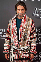 Jordi Molla attends to premiere of 'El hombre que mato a Don Quijote' (The man who killed Don Quixote) at Dore Cinemas in Madrid, Spain. May 28, 2018. (ALTERPHOTOS/Borja B.Hojas) /NortePhoto.com