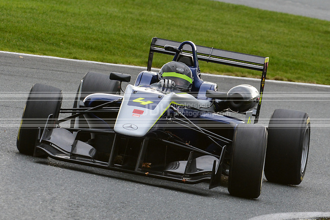 Tony Bishop - CF Racing Dallara F312 Mercedes HWA