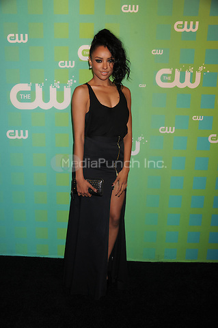 Kat Graham at The CW Network's 2012 Upfront at New York City Center on May 17, 2012 in New York City. . Credit: Dennis Van Tine/MediaPunch