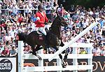 02.06.2019,  GER;  Deutsches Spring- und Dressur-Derby, 90. Deutsches Spring-Derby, im Bild Tobias Meyer  (GER) auf Samurai   Foto © nordphoto / Witke *** Local Caption ***