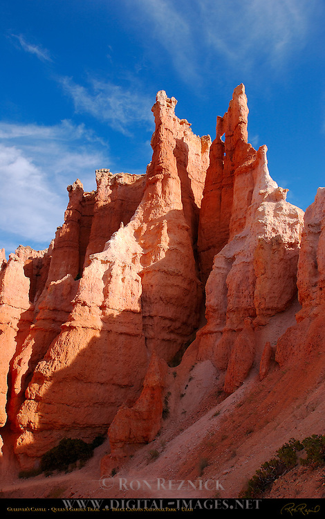 Gulliver's Castle, Queen's Garden Trail, Bryce Canyon National Park, Utah