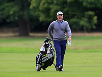 Simon Khan (ENG) on the 10th fairway during Round 2 of the Bridgestone Challenge 2017 at the Luton Hoo Hotel Golf &amp; Spa, Luton, Bedfordshire, England. 08/09/2017<br /> Picture: Golffile | Thos Caffrey<br /> <br /> <br /> All photo usage must carry mandatory copyright credit     (&copy; Golffile | Thos Caffrey)
