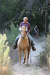 Horseback riding in Monterey Co.