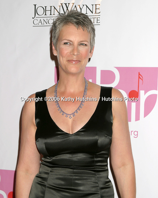 "Jamie Lee Curtis.""What a Pair"" Benefit for John Wayne Cancer Center.Los Angeles, CA.June 11, 2006.©2006 Kathy Hutchins / Hutchins Photo...."