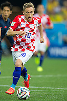 Luka Modric of Croatia