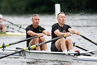 MasE.2x QF -  Berks: 231 Dart Totnes RC -  Bucks: 232 Detroit BC (USA)<br /> <br /> Friday - Henley Masters Regatta 2016<br /> <br /> To purchase this photo, or to see pricing information for Prints and Downloads, click the blue 'Add to Cart' button at the top-right of the page.