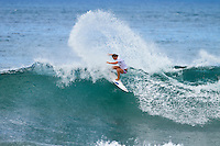 Tyler Wright (AUS).  Haleiwa Hawaii, (Tuesday November 16, 2010) .Haleiwa Ali'i Beach Park  turned on 3' surf for the second day of the 2010 Vans Triple Crown of Surfing.  The Round one and two of the women's Cholos Women's Hawaiian Pro was completed today, along with the second of three heats of four of professional surfing all-time world champions in the REEF Clash of the Legends: Tom Curren (USA), Tom Carroll (Australia), Sunny Garcia (Hawaii), and Mark Occhilupo (Australia). ..Photo: joliphotos.com