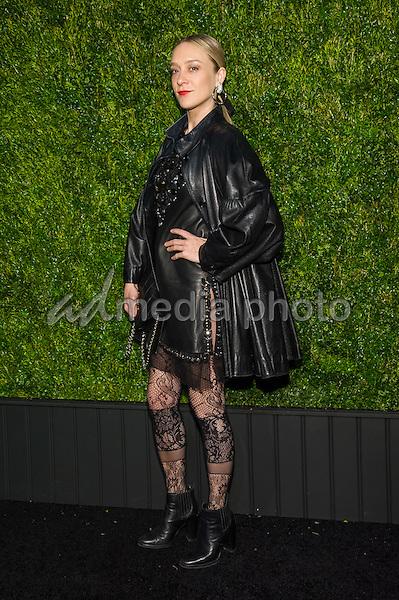 18 April 2016 - New York, New York- Chloe Sevigny. Chanel Artists Dinner at Tribeca Film Festival. Photo Credit: Mario Santoro/AdMedia