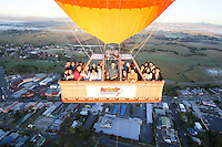 20160421 April 21 Hot Air Balloon Gold Coast
