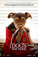 A DOG'S WAY HOME (2018)<br /> POSTER<br /> *Filmstill - Editorial Use Only*<br /> CAP/FB<br /> Image supplied by Capital Pictures