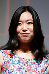 Japanese actress <br /> Kokone Sasaki <br /> attends a press conference for the 30th Tokyo International Film Festival (TIFF) at Roppongi Hills on September 26, 2017, Tokyo, Japan. <br /> Organisers announced the full lineup of films and special events for the festival. <br /> (Photo by 2017 TIFF/AFLO)