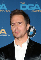 BEVERLY HILLS, CA - FEBRUARY 3: Sam Rockwell in the press room at the 70th Annual DGA Awards at The Beverly Hilton Hotel in Beverly Hills, California on February 3, 2018. <br /> CAP/MPI/FS<br /> &copy;FS/MPI/Capital Pictures