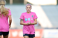 Cary, North Carolina  - Saturday September 09, 2017: Denise O'Sullivan prior to a regular season National Women's Soccer League (NWSL) match between the North Carolina Courage and the Houston Dash at Sahlen's Stadium at WakeMed Soccer Park. The Courage won the game 1-0.