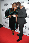 Chizzy Akudolu, Jimmy Akingbola at the  Triforce Short Film Festival   at BAFTA Piccadilly London
