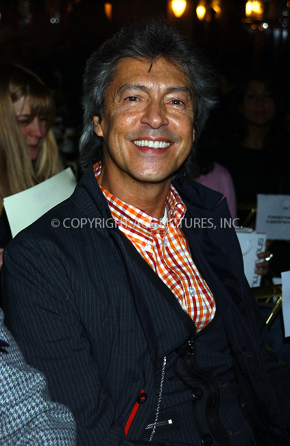 WWW.ACEPIXS.COM . . . . . ....NEW YORK, FEBRUARY 9, 2005....Tommy Tune at the Marc Bouwer Fall 2005 at Olympus Fashion Week.....Please byline: KRISTIN CALLAHAN - ACE PICTURES.. . . . . . ..Ace Pictures, Inc:  ..Philip Vaughan (646) 769-0430..e-mail: info@acepixs.com..web: http://www.acepixs.com