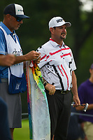 Rory Sabbatini (RSA) looks over his tee shot on 3 during round 2 of the 2019 Charles Schwab Challenge, Colonial Country Club, Ft. Worth, Texas,  USA. 5/24/2019.<br /> Picture: Golffile   Ken Murray<br /> <br /> All photo usage must carry mandatory copyright credit (© Golffile   Ken Murray)