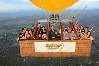20131215 December 15 Hot Air Balloon Cairns