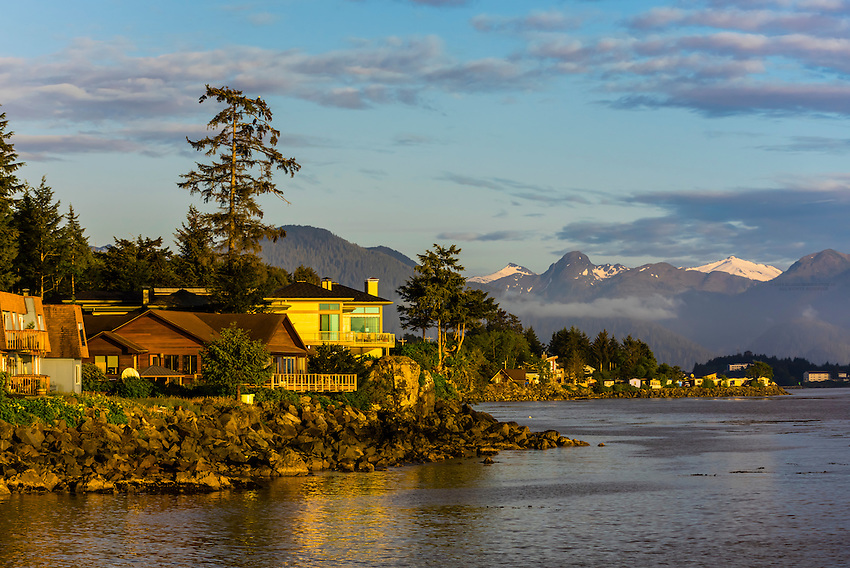 Sitka, Southeast Alaska USA.