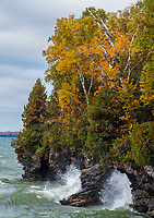 Wisconsin - Door County - Cave Point/Whitefish Dunes St Pk