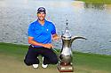 2011 Omega Dubai Desert Classic - Emirates Golf Club - Dubai - UAE