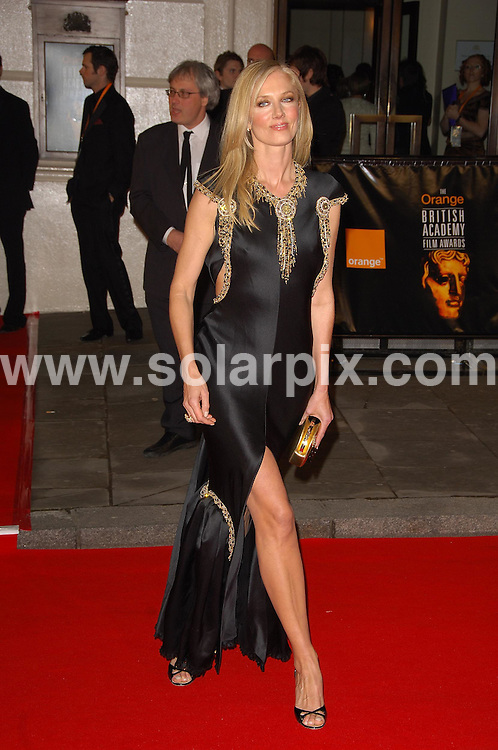 **ALL ROUND PICTURES FROM SOLARPIX.COM**.**WORLDWIDE SYNDICATION RIGHTS**. The British Academy Film Awards(BAFTA) at the Royal Opera House in London last night..This Pic:Joely Richardson..JOB REF:3344 MSR    DATE: 11.2.07.**MUST CREDIT SOLARPIX.COM OR DOUBLE FEE WILL BE CHARGED**
