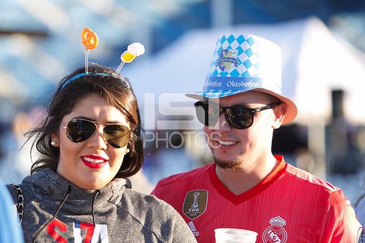 San Jose, CA - Saturday October 06, 2018: Oktoberfest prior to a Major League Soccer (MLS) match between the San Jose Earthquakes and the New York Red Bulls at Avaya Stadium.