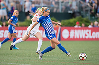Boston, MA - Friday August 04, 2017: Megan Oyster during a regular season National Women's Soccer League (NWSL) match between the Boston Breakers and FC Kansas City at Jordan Field.