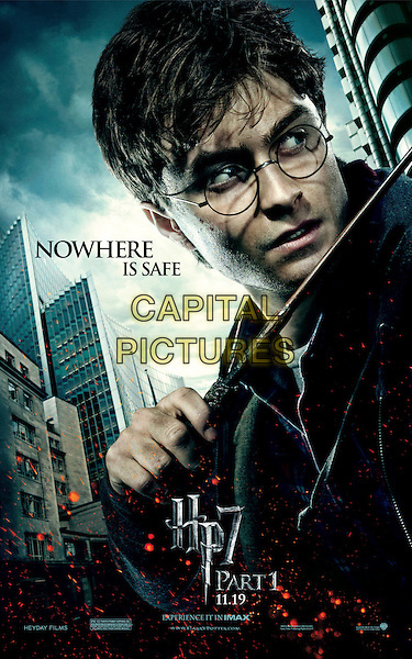 POSTER ART.in Harry Potter and the Deathly Hallows: Part 1 .*Filmstill - Editorial Use Only*.CAP/FB.Supplied by Capital Pictures.