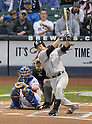 Masahiro Tanaka (Yankees), MAY 9, 2014 - MLB : New York Yankees Masahiro Tanaka bats during the MLB game between the Milwaukee Brewers and the New York Yankees at Miller Park in Milwaukee, United States. (Photo by AFLO)