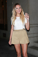 NEW YORK, NY - JULY 11: Kelsea Ballerini  seen on July 11, 2018 in New York City. Credit: DC/MediaPunch