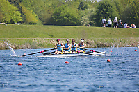 Race: 61  Event: Challenge 4+  Heat A<br /> <br /> Wallingford Regatta 2018<br /> <br /> To purchase this photo, or to see pricing information for Prints and Downloads, click the blue 'Add to Cart' button at the top-right of the page.