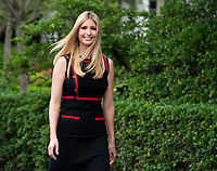 Ivanka Trump Trump attends the White House Sports and Fitness Day at the White House in Washington, DC, May 30, 2018. <br /> CAP/MPI/RS<br /> &copy;RS/MPI/Capital Pictures