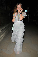 Amber Le Bon at the Royal Academy of Arts Summer Exhibition 2018 VIP preview party, Royal Academy of Arts, Burlington House, Piccadilly, London, England, UK, on Wednesday 06 June 2018.<br /> CAP/CAN<br /> &copy;CAN/Capital Pictures