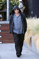 Val Kilmer tries to stay incognito while strolling around the Malibu Country Mart. Los Angeles, California on 6.7.2012..Credit: Correa/face to face.. /MediaPunch Inc. ***FOR USA ONLY*** ***Online Only for USA Weekly Print Magazines*** /*NORTEPHOTO* <br />