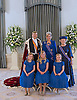 "30.04.2013; Amsterdam: KING WILLEM-ALEXANDER, QUEEN MAXIMA AND CHILDREN (Princess Alexia; Crown Princess Catharina-Amalia; Princess Ariane;) WITH OUTGOING QUEEN BEATRIX.Royal Palace, Amsterdam, The Netherlands..Mandatory Credit Photos: ©Meyde/NEWSPIX INTERNATIONAL..**ALL FEES PAYABLE TO: ""NEWSPIX INTERNATIONAL""**..PHOTO CREDIT MANDATORY!!: NEWSPIX INTERNATIONAL(Failure to credit will incur a surcharge of 100% of reproduction fees)..IMMEDIATE CONFIRMATION OF USAGE REQUIRED:.Newspix International, 31 Chinnery Hill, Bishop's Stortford, ENGLAND CM23 3PS.Tel:+441279 324672  ; Fax: +441279656877.Mobile:  0777568 1153.e-mail: info@newspixinternational.co.uk"