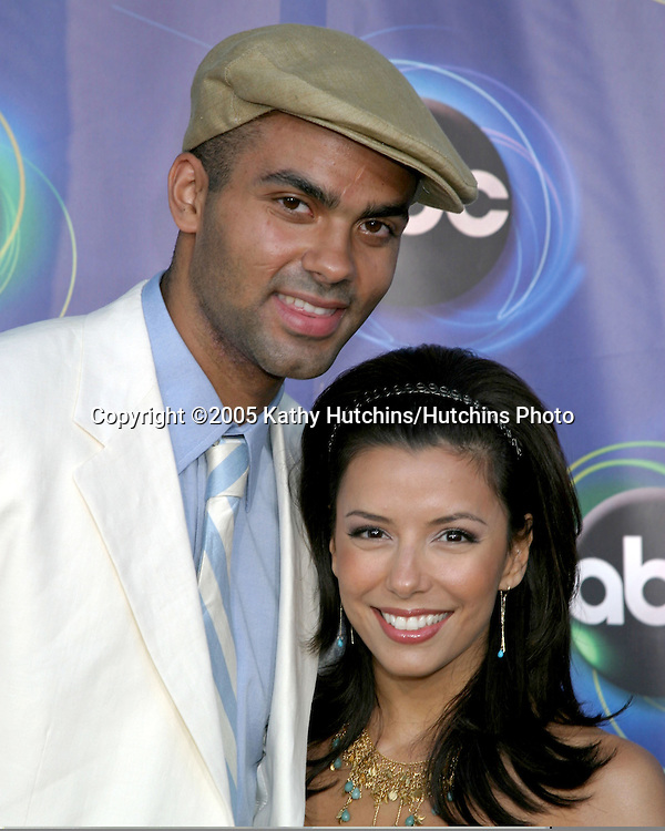 Tony Parker.Eva Longoria.ABC TCA Party.The Abby.W. Hollywood, CA.July 27, 2005.©2005 Kathy Hutchins/Hutchins Photo..