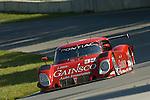 20 June 2008: The race-winning Gainsco Pontiac Riley, driven by Bob Stallings (USA) and Alex Gurney (USA) at the Rolex Sports Car Series Emco Gears Classic, Mid-Ohio Sports Car Course, Lexington, Ohio, USA.