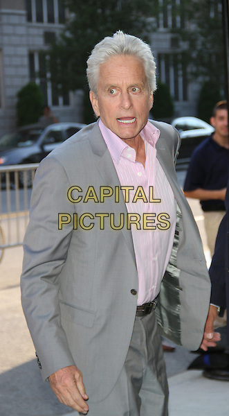 July 13, 2015: Michael Douglas at the screening of Marvel's &quot;Ant-Man&quot; at the School of Visual Arts in New York. <br /> CAP/MPI/RW<br /> &copy;RW/MPI/Capital Pictures